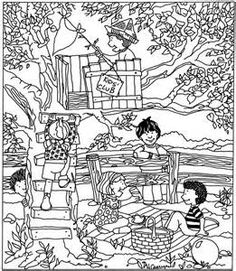 printable hidden picture puzzle coloring page printable hidden