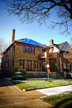 Eddie Kendricks' home, 16531 Baylis, Detroit, MI | Flickr - Photo Sharing!