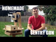 In this tutorial, I will be explaining how to build a airsoft sentry gun. I hope that you enjoy this video. If so, I would appreciate it if you gave it a lik...