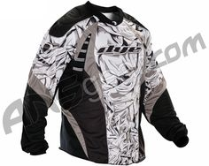 2012 Dye C12 Paintball Jersey - Cloth White