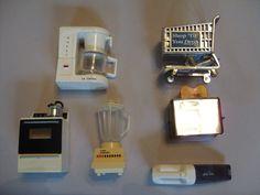 6 Vintage Refrigerator Magnets | eBay