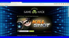 Kill shot android game hack and cheat - working - daily updated