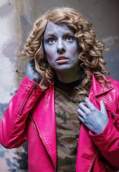 "Z NATION -- ""Everybody Dies In The End"" Episode 315 -- Pictured: Caitlin Carmichael as Lucy -- (Photo by: Frank Schaefer/Go2 Z/Syfy)"