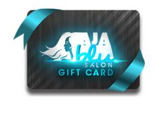 BLU Virtual Bucks at www.ajablusalon.com Drink Sleeves, Salons, Cards, Gifts, Style, Swag, Lounges, Presents, Maps