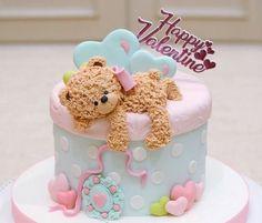 Baby Girl Birthday Cake, 4th Birthday Cakes, Baby Girl Cakes, Pretty Cakes, Cute Cakes, Fondant Cakes, Cupcake Cakes, Bolo Mickey Baby, Sirenita Cake