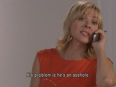 "Samantha jones might be my spirit animal. The oracle speaks great wisdom The 21 Best Things Samantha Jones Ever Said On ""Sex And The City"" City Quotes, Mood Quotes, Best Quotes, Funny Quotes, Citations Film, True Stories, The Best, Inspirational Quotes, Good Things"
