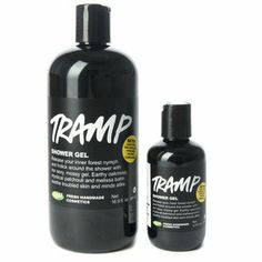 Tramp — for Mark ... holy cow this stuff smells so freaking good on him.