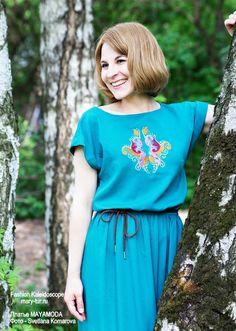 Платье - MAYAMODA, фото - Svetlana Komarova http://mary-tur.ru/my-life/moi-obrazyi/davayte-chashhe-ulyibatsya/