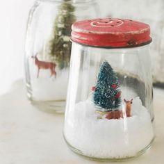 6 activités créatives à faire en famille pendant les fêtes de Noël. Marie  Claire IdéesBoule ... ea2b4bbc4ee