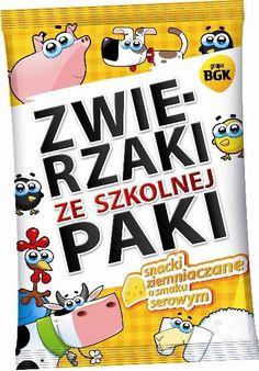 FLIPS Chrupki ziem zwierzaki 50g serowe /23/, produkcja: GRUPA BGK - Bagpol - hurtownia nabiałowo-spożywcza