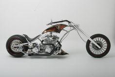 Super Bikes: Projeto de Uma Moto BOBBER