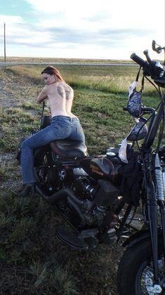 Hot Biker Babes