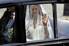Kate Middleton - classiest bride ever.