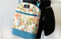 The Serendipity Hip - a roomy designer hipster - by ChrisW Designs