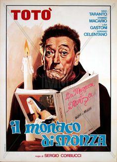 Il monaco di Monza. 1962