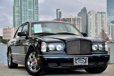2001 BENTLEY ARNAGE RED LABEL | Miami FL