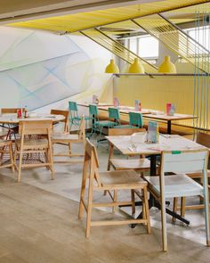 Wahaca Restaurant, Waterloo | #Residential #Commercial