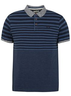 Boston Crew Striped Polo Shirt, read reviews and buy online at George. Shop from our latest range in Men. Upgrade your basics collection with this navy Bosto...