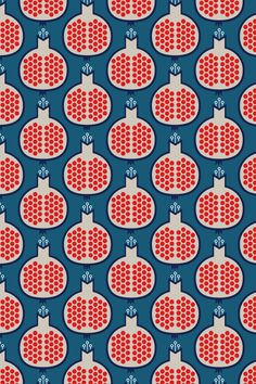 iPhone Wallpapers by Asma M., via Behance