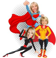 Super Chicks 2013 Conference - Discover Your Super Power! http://fhclife.org/NewHere/Events/BELLAConference.aspx