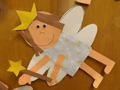 Tooth Fairy craft... pair with writing activity.