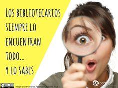 Los bibliotecarios s