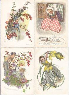 4  Ansichtskarten   Märchen   ( .. 82  293 )  N in Sammeln & Seltenes, Ansichtskarten, Motive, Märchen & Sagen | eBay