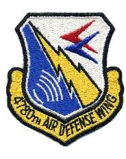 4780th Air Defense Wing Patch Jpg Air Force Patches Air Defense