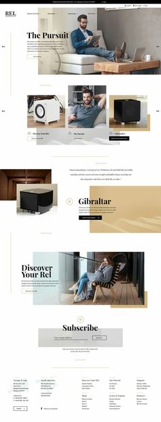 20 web design inspiration for the modern website template featuring beautiful full-width photos, dynamic click-through lists, and a subtle bohemian vibe. Everything about this design can be changed in this website design inspiration Design Web, Modern Web Design, Page Design, Design Trends, Design Ideas, Website Layout, Web Layout, Layout Design, Website Templates