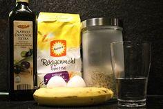 Weiter geht es mit einem neuen Thermomix Rezept. Bananen-Haferflocken-Kekse