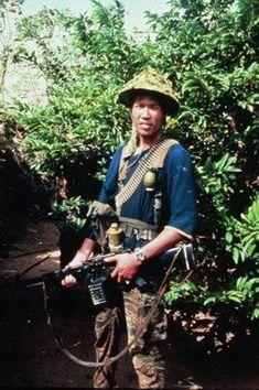 Lien Doc Nguoi Nhia (Vietnamese Navy Seal).