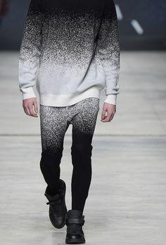 Marcelo Burlon County of Milan Menswear F/W 2015