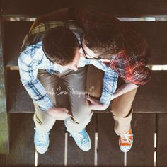 Jeremiah and Jeremy's Urban Engagement Session (Bellingham Engagement Photography |Sheila Carson Photography)