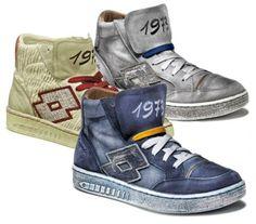 Scarpe-Lotto-Leggenda-Dino-Corrado-CVS-Uomo-Sneakers-Basket-Vintage-Limited-DD