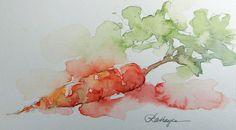 loose watercolor images | Watercolor Paintings by RoseAnn Hayes