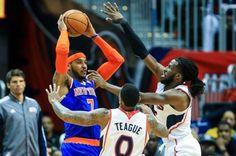 New York Knicks vs. Atlanta Hawsk Pregame News and Notes; November 8th #NBA #Knicks #Hawks