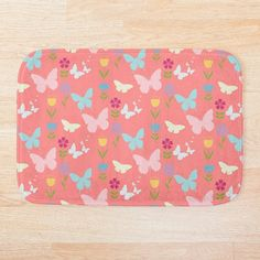 Cotton Tote Bags, Bath Mat, Butterfly, Artists, Art Prints, Printed, Awesome, Painting, Beautiful