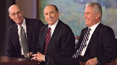 Biographies from the LDS Newsroom of the Prophet, First Presidency & apostles. I love this picture of the Presidency.