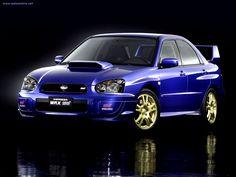 2005 Subaru WRX-STi