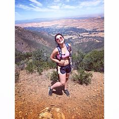 4 hour hike to the top of Mt.Diablo ❤️