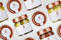 Faieta, Taste Marks on Packaging of the World - Creative Package Design Gallery
