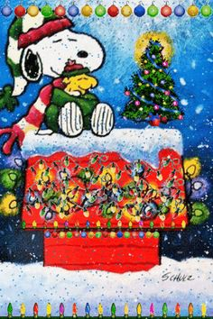 Discover & share this Peanuts GIF with everyone you know. Merry Christmas Charlie Brown, Merry Christmas Dog, Peanuts Christmas, Charlie Brown And Snoopy, Snoopy Images, Snoopy Pictures, Image Meme, Snoopy Cartoon, Snoopy Wallpaper
