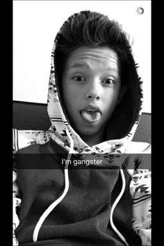 We gangstas together