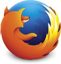 """Mozilla - Firefox Web browser.   """"Trusted, Flexible, Fast — Committed to you, your privacy and an open Web — Mozilla"""""""