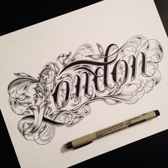 Hand Lettering Works by Raul Alejandro | Abduzeedo Design Inspiration