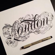 Hand Lettering Works by Raul Alejandro   Abduzeedo Design Inspiration