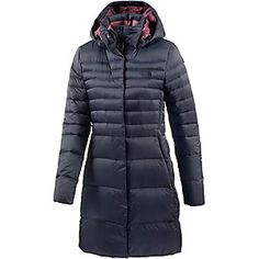 4f09a63fe0ba15 The North Face Kings Canyon Daunenmantel Damen navy im Online Shop von  SportScheck kaufen