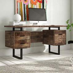 CLB 150 Writing Desk Office Furniture, Office Desk, Tabletop, House Extension Plans, Retro Desk, Buy Desk, Solid Wood Desk, Floating Desk, Metal Desks
