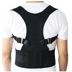 Shoulder Support Brace, Shoulder Brace, Shoulder Posture Corrector, Braces Bands, Postural, Posture Support, Neoprene, Bad Posture, Improve Posture
