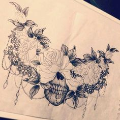 I want this on my thigh ...
